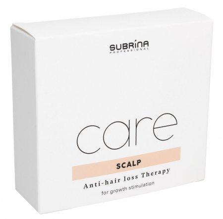 Subrina Scalp Care, ampułki przeciw wypadaniu włosów, 5x10ml
