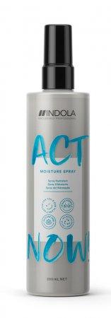 Indola Act Now!, wegański spray nawilżający, 200ml