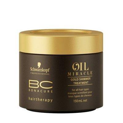 Schwarzkopf BC Oil Miracle, maseczka z olejkiem arganowym do wszystkich typów włosów, 150ml