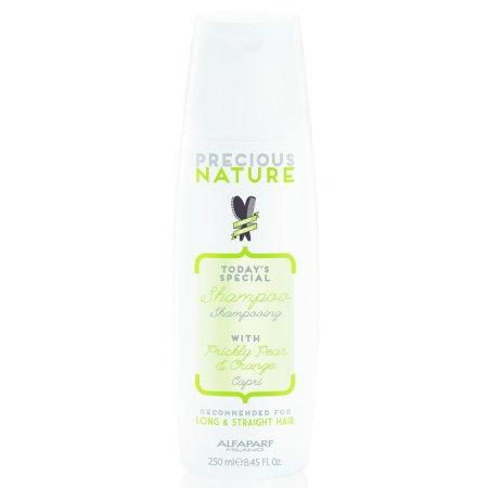 Alfaparf Precious Nature, szampon do włosów długich i prostych, 250ml