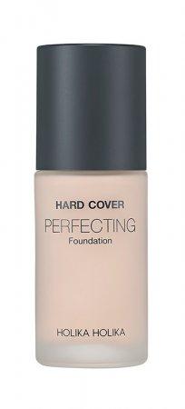 Holika Holika Hard Cover Perfecting Foundation, podkład kryjący, 07 Deep Amber, 30ml
