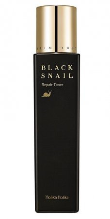Holika Holika Prime Youth Black Snail, tonik ze śluzem ślimaka, 160ml