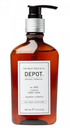 Depot No. 603, mydło w płynie, Cajeput & Myrtle, 200ml