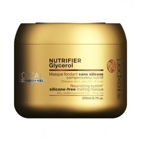 Loreal Nutrifier, odżywcza maska do włosów, 200ml