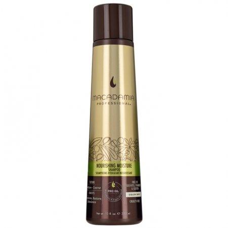 Macadamia Professional Nourishing Moisture, odżywczy i nawilżający szampon, 300ml