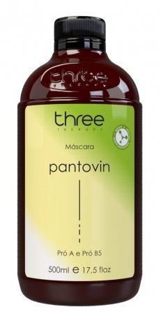 Three Therapy Pantovin Hair Life, maska wzmacniająca wzrost włosów, 500ml