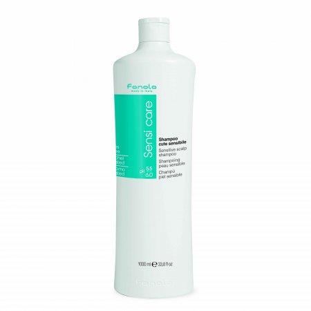 Fanola Sensi Care, szampon do wrażliwej skóry głowy, 1000ml