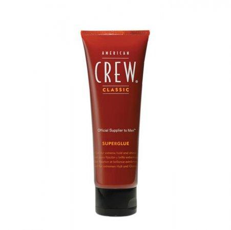 American Crew Classic, Superglue, supermocny żel do włosów, 100ml