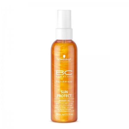 Schwarzkopf BC Sun Protect, wodoodporny olejek w sprayu, ochrona UV, 150ml