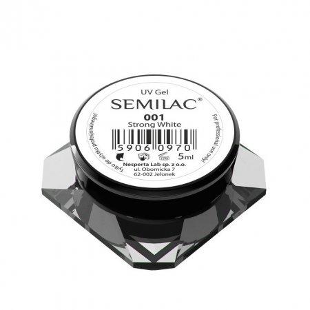 Semilac UV Gel, żel kolorowy, 5ml