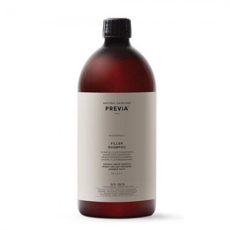 Previa Reconstruct, szampon do włosów zniszczonych, 1000ml