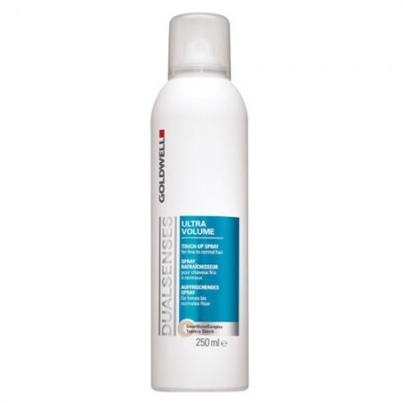 Goldwell Dualsenses Ultra Volume, spray odświeżający do włosów cienkich, 250ml