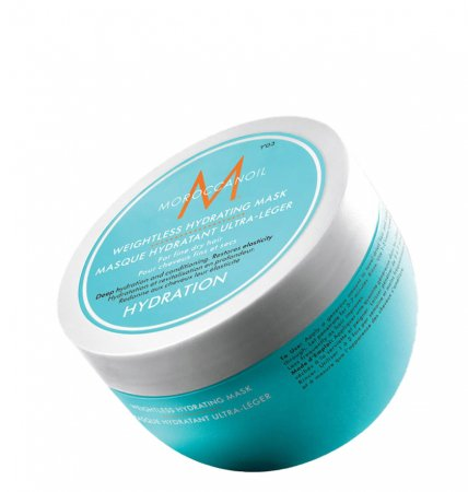 Moroccanoil Hydration, nieobciążająca maska nawilżająca do włosów suchych i cienkich, 500ml