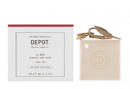 Depot No. 602, mydło do ciała, Dark Tea, 100g