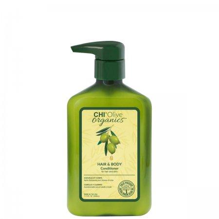 CHI Olive Organics, odżywka 340ml
