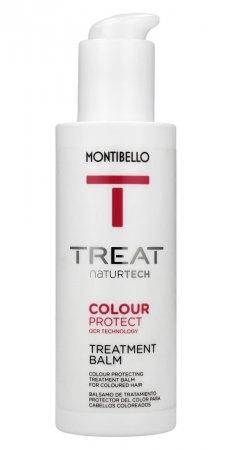Montibello Treat Naturtech, balsam do włosów farbowanych Color Protect, 150 ml