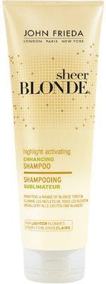 John Frieda Sheer Blonde, szampon do jasnych blondów, 250ml