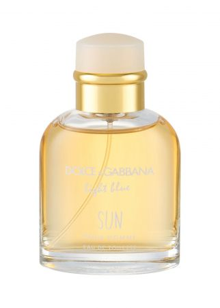 Dolce&Gabbana Light Blue Sun Pour Homme, woda toaletowa, 75ml (M)