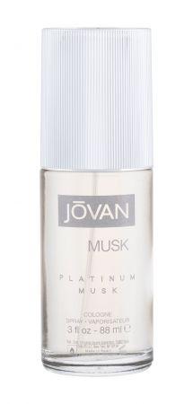 Jovan Musk Platinum Musk, woda kolońska, 88ml (M)