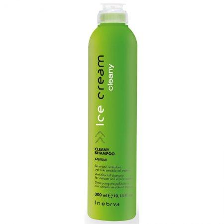 Inebrya Cleany, szampon przeciwłupieżowy, 300ml