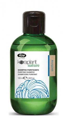 Lisap Keraplant Nature, szampon przeciwłupieżowy, 100ml