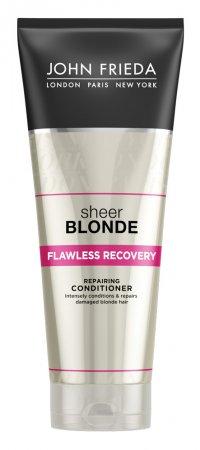 John Frieda Sheer Blonde, odżywka do zniszczonych włosów blond, 250ml