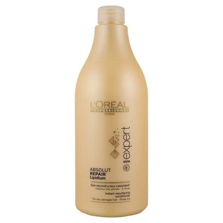Loreal Absolut Repair Lipidium, odżywka regenerująca włosy uwrażliwione, 750ml