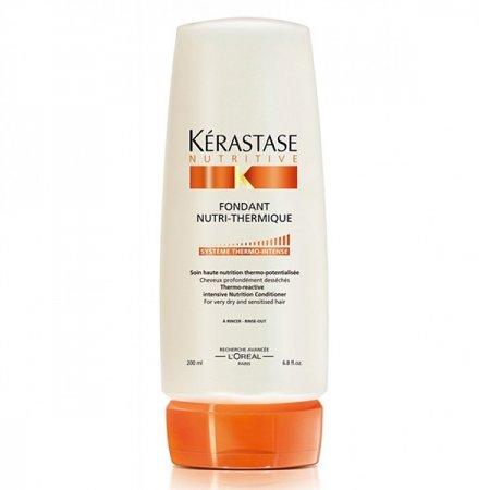Kerastase Nutritive Fondant Nutri-Thermique, odżywka termiczna do włosów suchych, 200ml