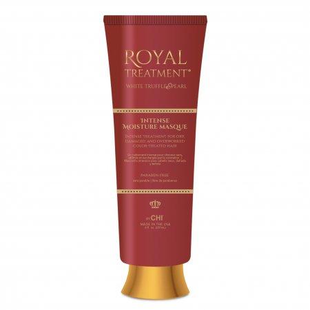 CHI Royal Treatment Intense Moisture, maska intensywnie nawilżająca, 237ml