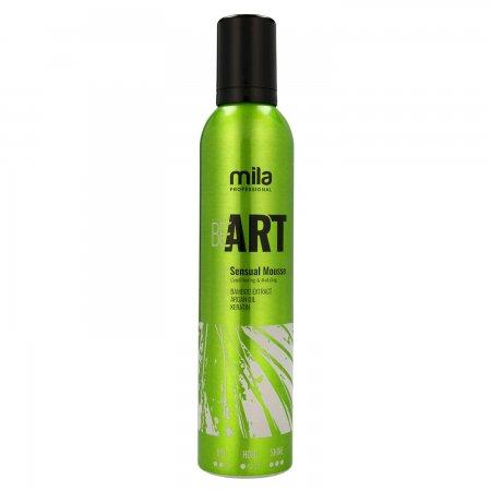 Mila Professional Be Art Sensual Mousse, pianka odżywczo-modelująca, 300ml