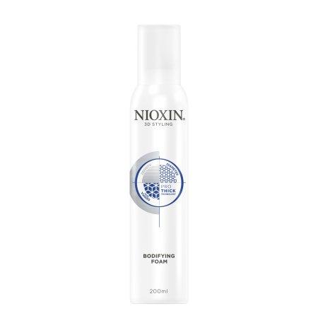 Nioxin 3D Pro-Thick, pianka nadająca objętość, 200ml