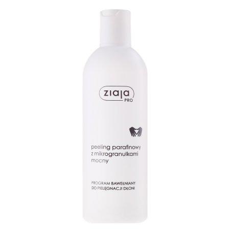 Ziaja Pro, peeling parafinowy do rąk z mikrogranulkami mocny, 270ml