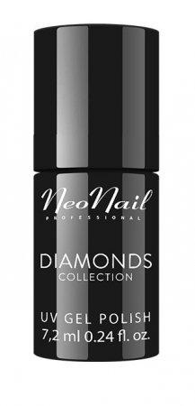 NeoNail Diamonds, lakier hybrydowy, 7,2ml