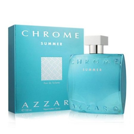 Azzaro Chrome Summer, woda toaletowa, 50ml (M)