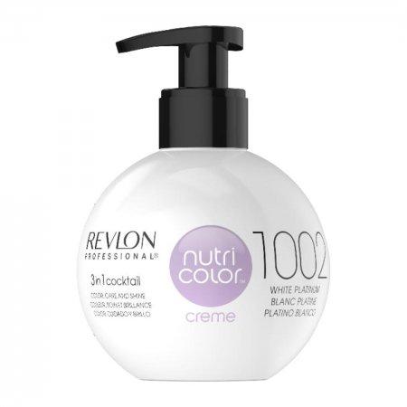 Revlon Nutri Color, maska koloryzująca bez amoniaku, 270ml