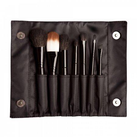 Sleek Makeup Brush Set, zestaw 7 pędzli do makijażu