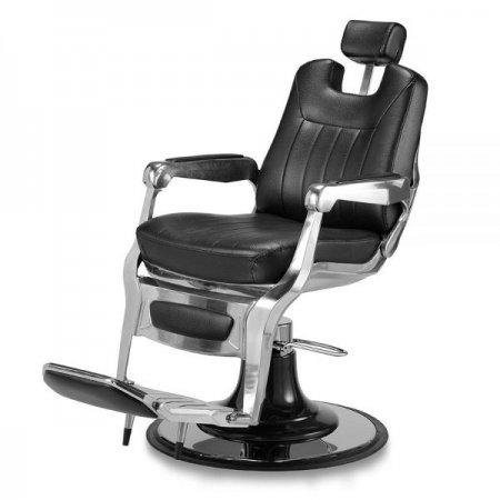 Fotel barberski Panda Leon - dostępny w 48h