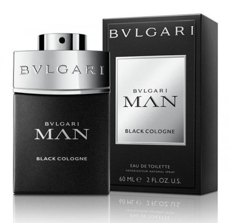 Bvlgari Man Black Cologne, woda toaletowa, 100ml (M)