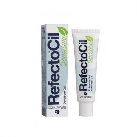RefectoCil Sensitive, aktywator w żelu, 60ml