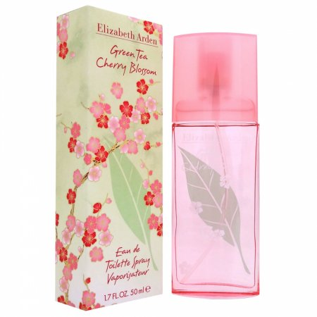 Elizabeth Arden Green Tea Cherry Blossom, woda toaletowa, 100ml (W)