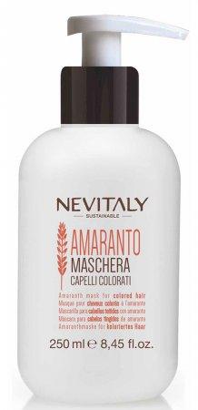 Nevitaly Amaranto, maska do włosów farbowanych, 250ml