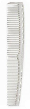 Y.S. Park, grzebień do strzyżenia męskich włosów, model 365, biały