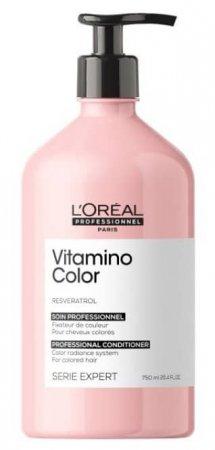 Loreal Vitamino Color, odżywka chroniąca kolor, 750ml