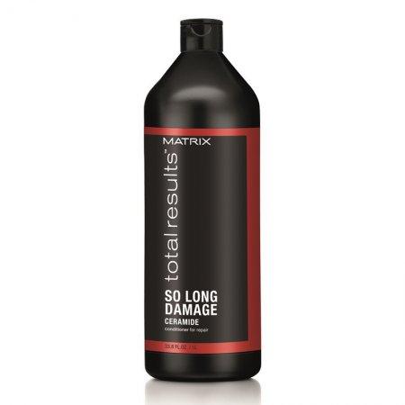Matrix So Long Damage, odżywka do włosów zniszczonych, 1000ml