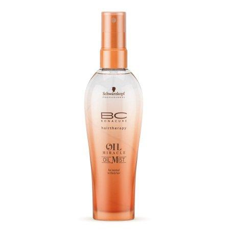 Schwarzkopf BC Oil Miracle, odżywcza mgiełka do włosów grubych, 100ml