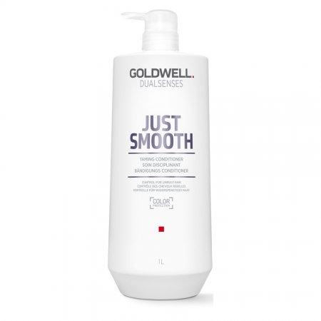 Goldwell Dualsenses Just Smooth, szampon ujarzmiający, 1000ml