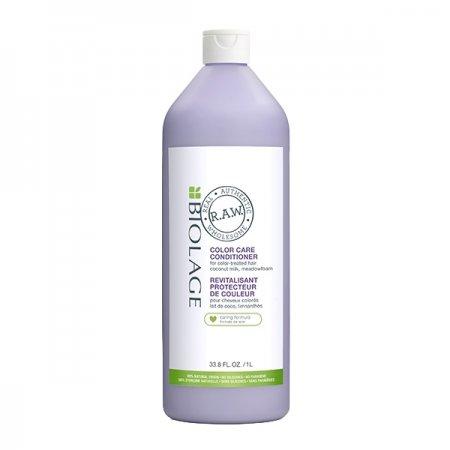 Biolage RAW Color Care, odżywka do włosów farbowanych, 1000ml