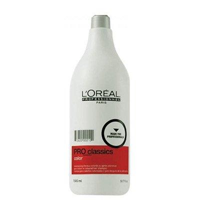 Loreal Pro_Classics Color, specjalistyczny szampon do stosowania przy zabiegu koloryzacji, 1500ml