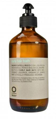 OWay BeCurly, kąpiel do włosów kręconych, 240ml