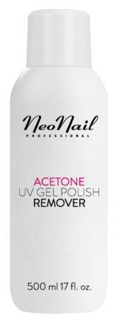 NeoNail UV Gel Polish Remover, aceton kosmetyczny, 500ml